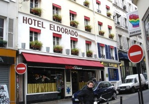 'My' Hotel in Paris...