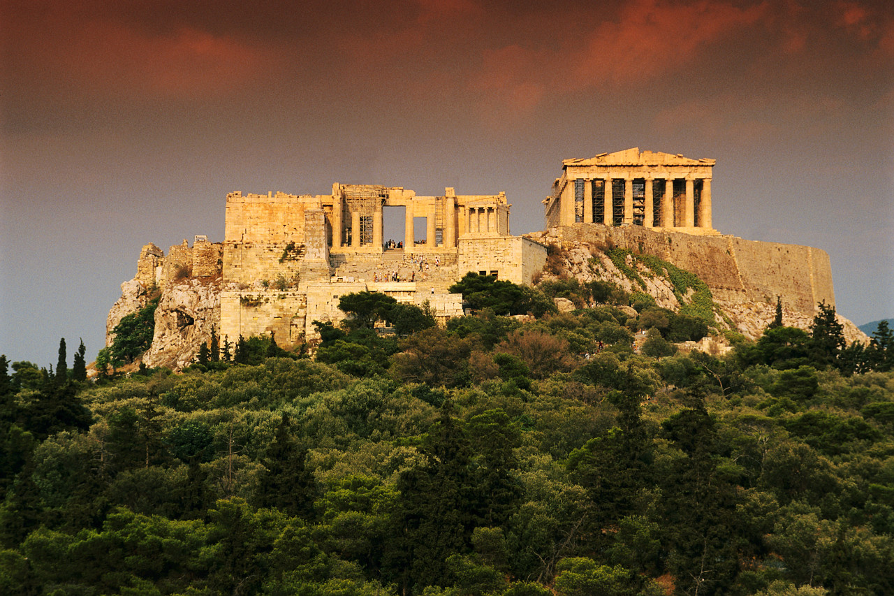 Athens Acropolis - The Most Beautiful City Skyline in The World?