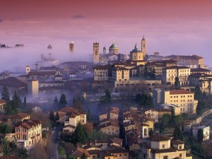 Beautiful Bergamo Alta