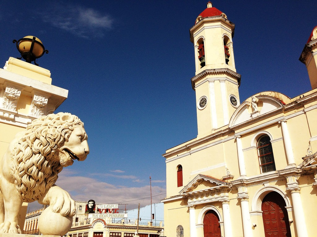 Guardians of the Revolution, Che and Lion, Cienfuegos