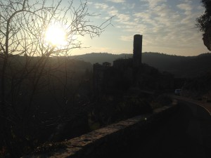 Minerve - Sunrise...