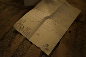 Letter From Juliet 3